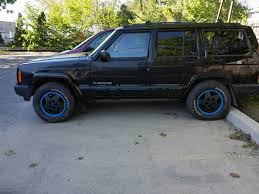 jeep cherokee black with black rims how to paint really beat up aluminum rims 5 steps with pictures