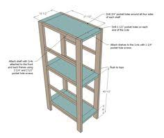 Furniture Plans Bookcase Free by Ana White Build A Rustic X Tall Bookshelf Free And Easy Diy