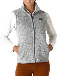 patagonia better sweater vest s rei