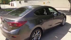 mazda 3 van new mazda 3 sp25 sedan presentation machine grey youtube
