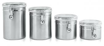 kitchen canister sets stainless steel totally inspiring kitchen canister sets stainless steel