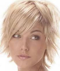 short hair styles for oval faces women medium haircut