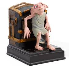 dobby bookend by noble collection wbshop com