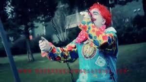 happy birthday creepy clown scary happy birthday creepy clown scary on make a gif