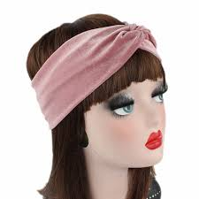 velvet headband women velvet headband hair band fashiontwist crossed sports headwear