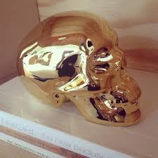 Skull Decor Gold Decor U2013 Style Scoop U2013 South African Fashion Beauty And