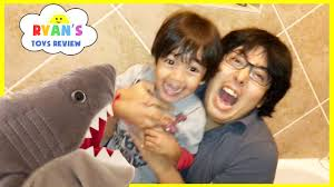 shark and hiding family activities for