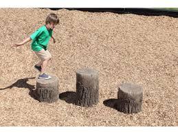 naturerocks tree stumps for preschool 2 5 years aaa state of play