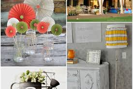 crafts home decor 18 easy home decorating craft ideas amazing do it yourself home
