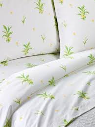 Percale Sheet Set Lily Of The Valley Percale Sheet Set At The Vermont Country Store