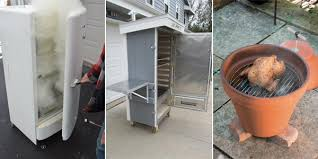 home built smoker plans simple and inexpensive diy meat smokers