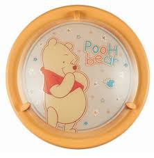 winnie the pooh ceiling lights for your adorable nursery room