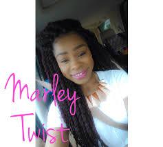 cuban twist hair marley twist hair review teasedcurls