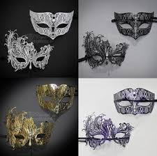 couples masquerade masks couples masquerade mask his hers set masquerade mask
