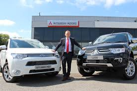 mitsubishi white new mitsubishi dealership opens in northampton mitsubishi media