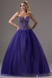 neon blue prom dresses helenebridal com