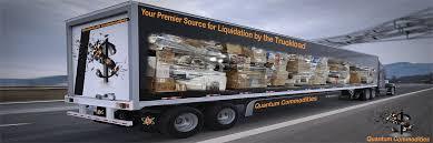 wholesale general merchandise dot truckload quantum commodities