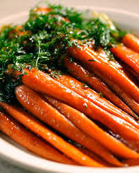 brown sugared carrots a make ahead thanksgiving side dish