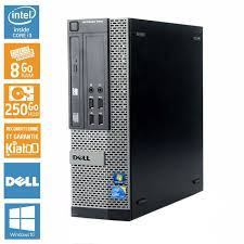 pc bureau intel i3 pc bureau dell optiplex 7010 intel i3 8 go ram 250 go disque