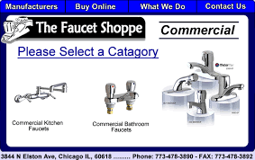 Chicago Faucet Kitchen The Faucet Shoppe Manufacurers We Carry