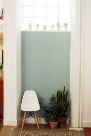 wandgestaltung wischtechnik innenarchitektur kleines turkise wand im wohnzimmer kreative