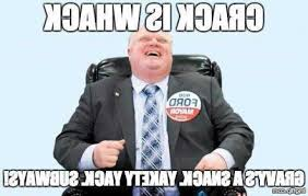 Rob Ford Meme - second hand top ten rob ford memes from the 21st century deals