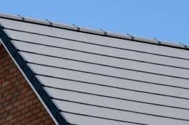 Flat Concrete Roof Tile Ridge Tiles