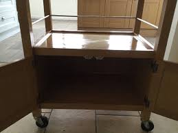 kitchen butchers block trolley in old basing hampshire gumtree