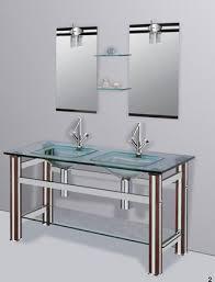 Glass Bathroom Vanity Bathroom Remodel Basic Types Of Bathroom Vanities Remodeling