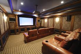Media Game Room - engaging design ideas of media room seating home furniture