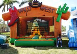 bounce house rental miami attraction detail miami party rental a kids party express