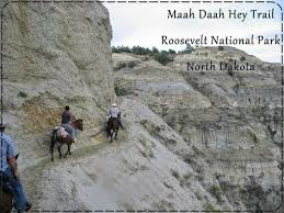 North Dakota best places to travel in the world images Maah daah hey trail western north dakota this is truly a bucket jpg