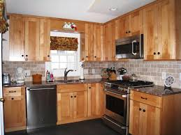 lowes backsplash kitchen brown subway superb eyerf