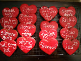 Gift For Wife Anniversary Gift Wife Gives Husband Personalized Cookies To