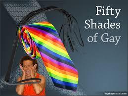 Meme Shades - fifty shades of gay meme