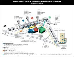 Dca Map Map Of Dca Economy Parking Pictures To Pin On Pinterest Pinsdaddy