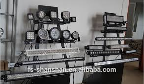 factory display stand on sale install led light bar led work
