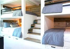 4 Bed Bunk Bed 4 Bunk Beds 4 Bunk Beds In Wall New Bed Storage Ideas Home