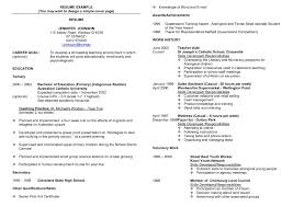 Achievement Examples For Resume by Resume Resume Achievements Examples