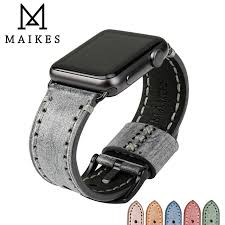 black leather strap bracelet images Maikes vintage bridle leather watch strap black watch bracelet jpg