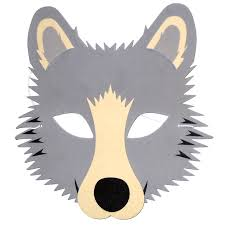 wolf mask 30 wolf masks masks for events masks for groups