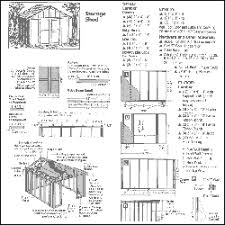 shed layout plans made a easy straw bale shed plan