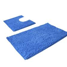 vdomus microfiber bathroom contour rugs combo set of 2 soft email to a friend be the first to review this product