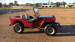 willys jeep interior 1946 willys jeep for sale 2032159 hemmings motor news