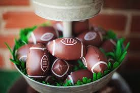 football favors kara s party ideas tailgate football birthday party kara s party