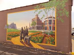 holland s new murals honor city s history brush with wizard of oz holland s new murals honor city s history brush with wizard of oz mlive com