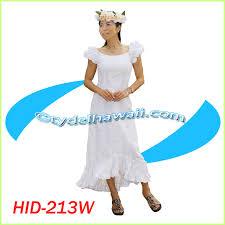 Hawaiian Wedding Dresses White Hawaiian Wedding Dress Hawaiian Beach Wedding Dress
