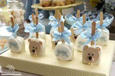 teddy baby shower teddy baby shower teddy cake pops baby block