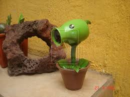 plants vs zombies clay figures defend you from the undead walyou