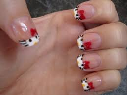 kitty nails